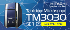 Tabletop Microscope TM3030