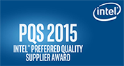 Intel Preferred Quality Awards